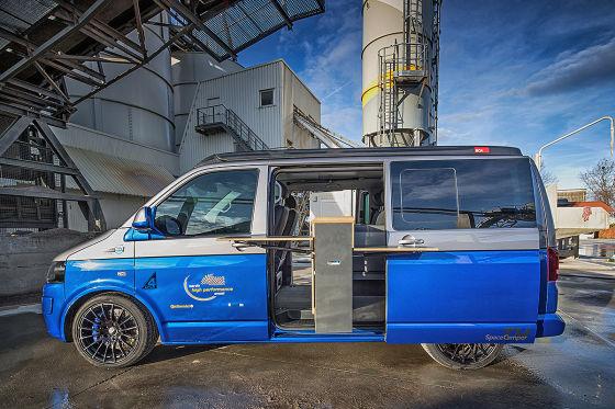 VW T5 Spacecamper TH5