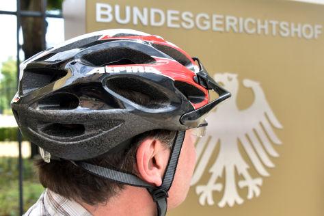 Fahrradhelm-Urteil