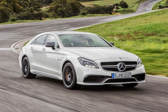Mercedes CLS AMG (Facelift)
