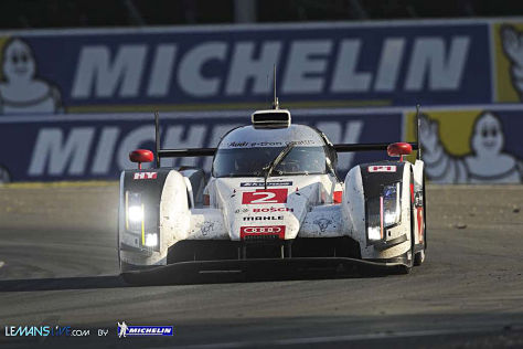 Le Mans 2014: Michelin setzt Erfolgsgeschichte fort