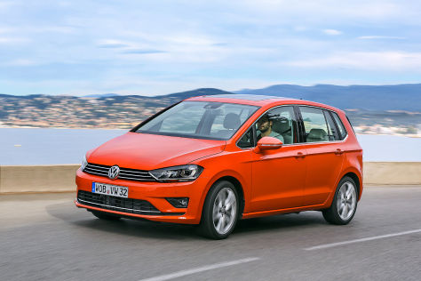 VW Golf Sportsvan