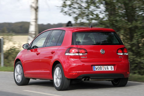 VW-Werkstatttest von AUTO BILD und DEKRA