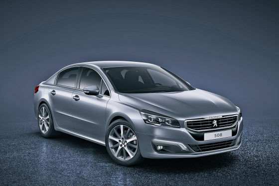 peugeot 508 sw rxh facelift 2014. Black Bedroom Furniture Sets. Home Design Ideas
