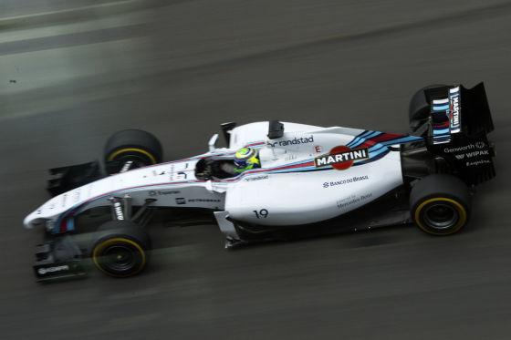 Felipe Massa im Mittelpunkt: Pole-Position für den Brasilianer in Spielberg