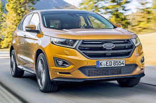 So f�hrt der Ford Edge
