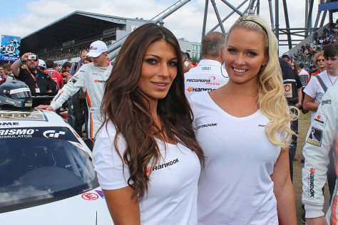 Grid-Girls