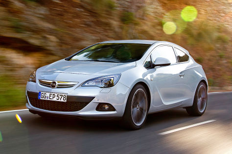opel astra gtc 2014 mit neuen fl sterdiesel preis. Black Bedroom Furniture Sets. Home Design Ideas