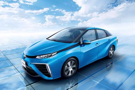 Toyota FCV: Vorstellung und Japan-Preis