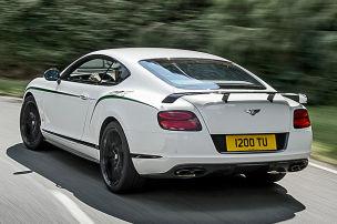 Bentley Continental GT3-R: Vorstellung
