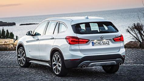 BMW X1 (F48): Vorstellung, Motoren und Preise