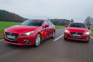 Gesucht: Der beste Mazda3
