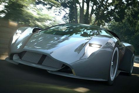 Aston Martin DP-100 Vision Gran Turismo (2014)