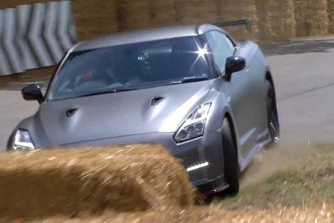 Alfa 4C Crash
