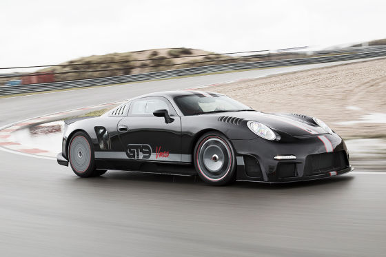 German Cars 9ff Gt9 Vmax Test Driving The Worlds