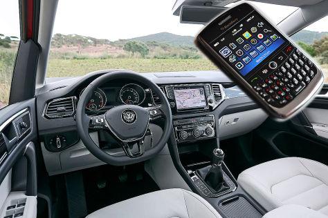 VW kauft Blackberry-Forschungszentrum