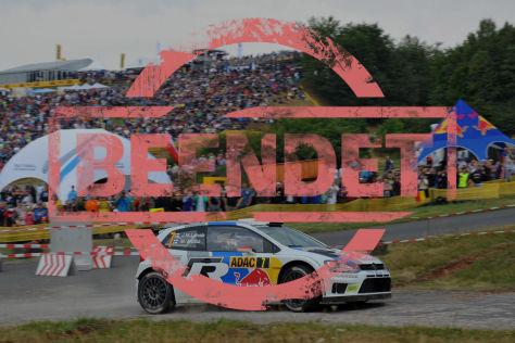 Erleben Sie die Rallye Deutschland
