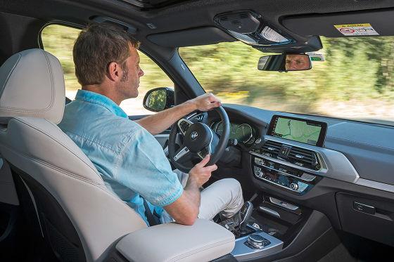 Alle Infos zum neuen BMW X3