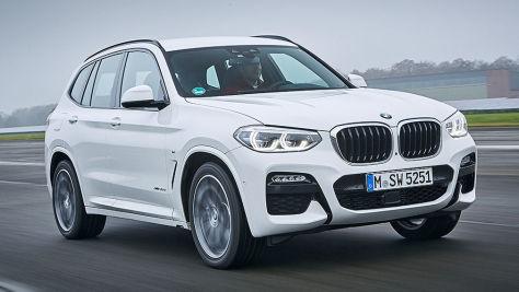 BMW X3 G01 (2018): Neuer Motor
