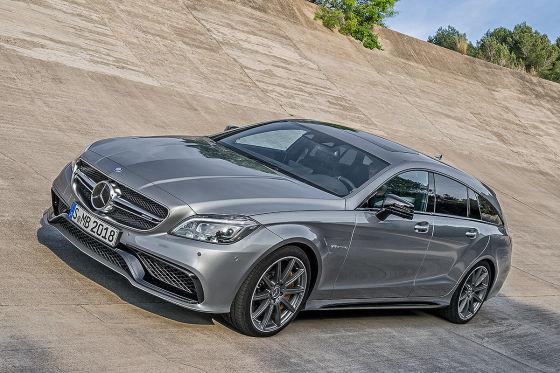 Mercedes CLS AMG Shooting Brake (Facelift)