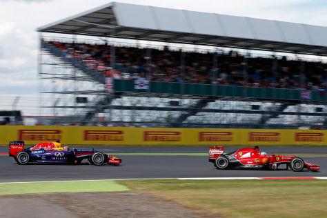 Vettel & Alonso