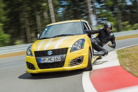 Suzuki Swift Hayabusa