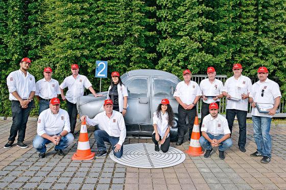 Deutschlands beste Autofahrer 2014: Promille-Test