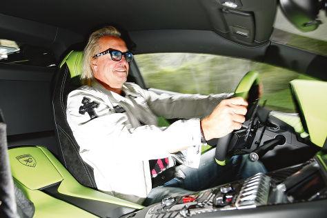 Hamann Aventador Limited Robert Geiss Innentaum