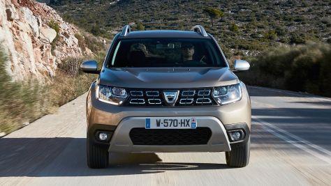 Dacia Duster (2018): Alle Infos