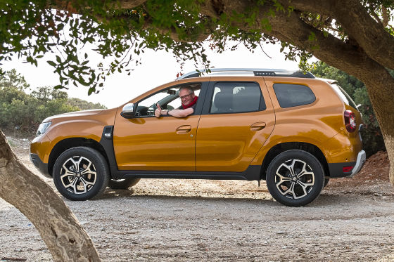 dacia duster 2018 test interieur daten motoren preise. Black Bedroom Furniture Sets. Home Design Ideas