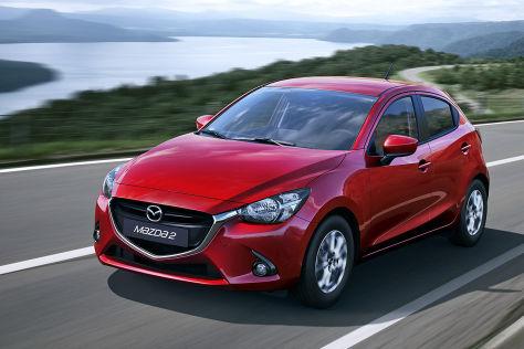 Das Kostet Der Neue Mazda2 Preise Und Verkaufsstart