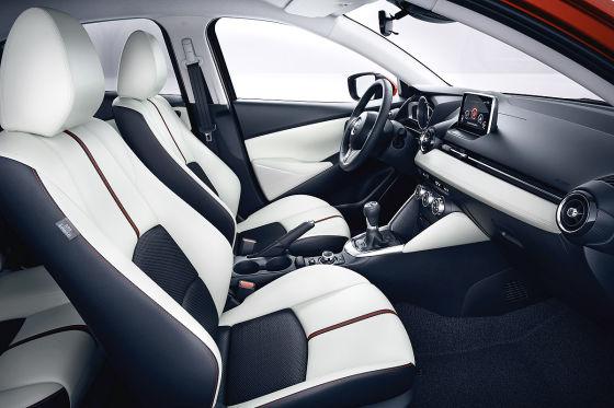 Mazda2 Cockpit