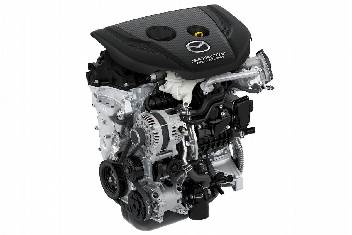 1.5 l SKYACTIV-D Dieselmotor