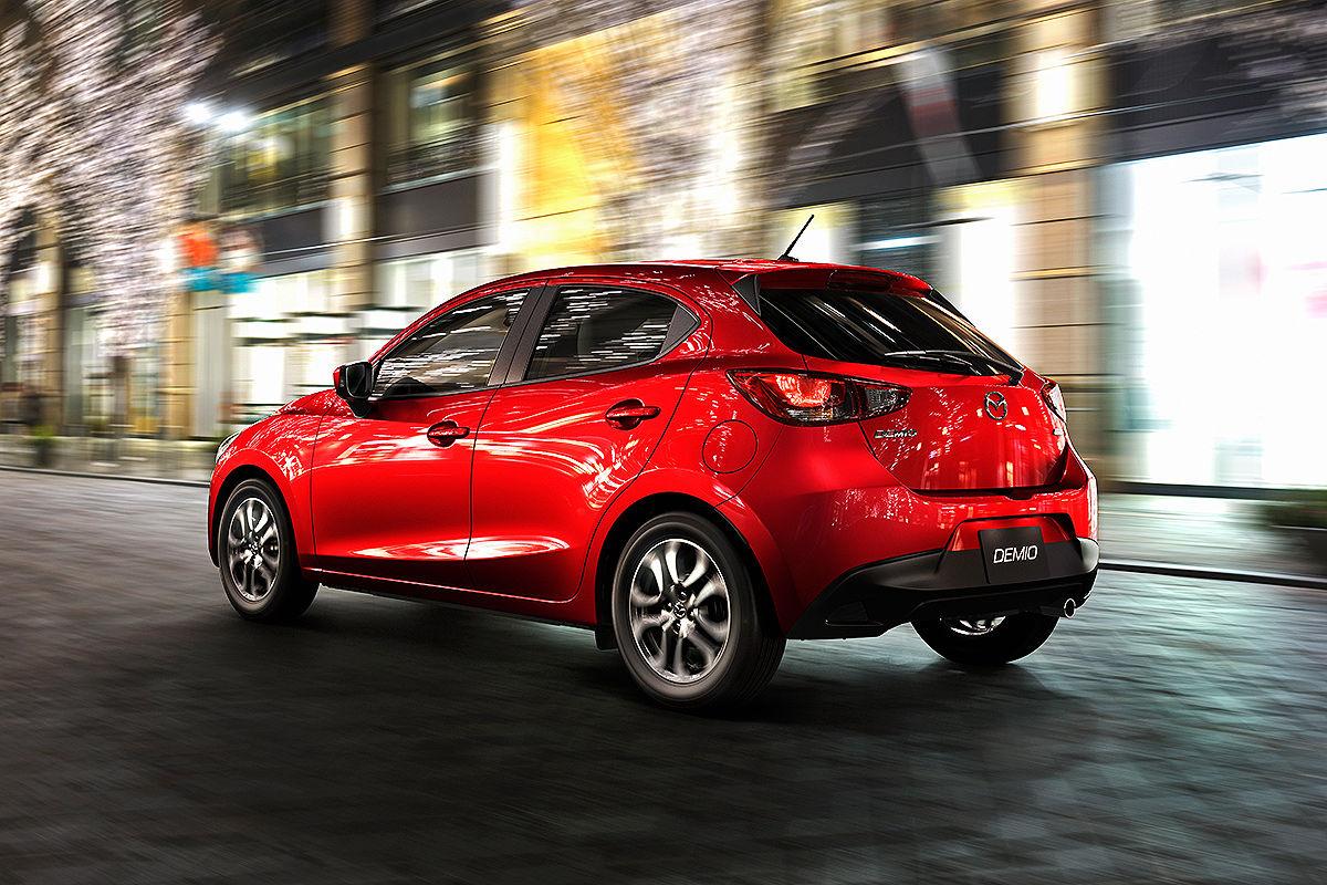 Mazda2 2014