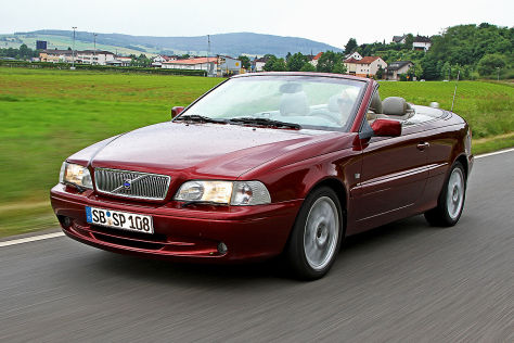 volvo c70 cabriolet. Black Bedroom Furniture Sets. Home Design Ideas