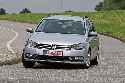 VW Passat Variant 1.6 TDI