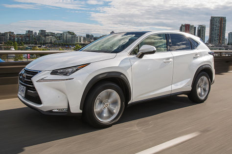 Lexus NX: Fahrbericht