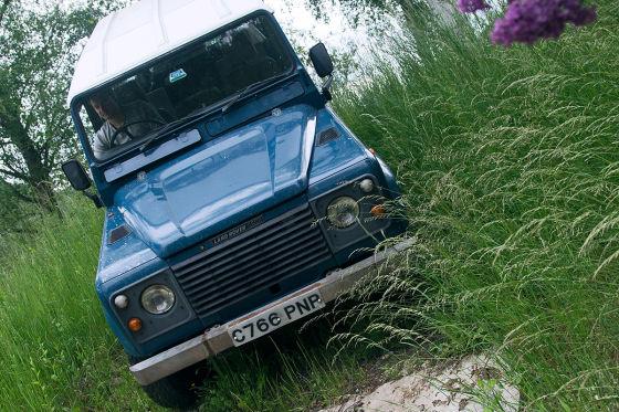 Land Rover 110 County V8