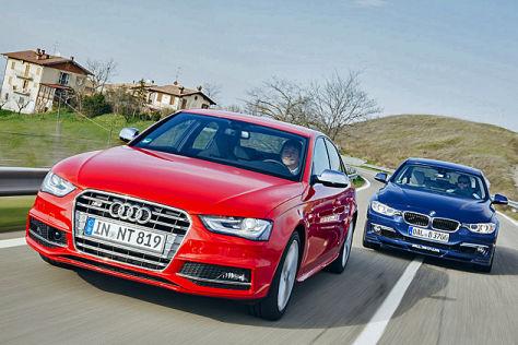 Audi, Mercedes, Alfa, Alpina, Aston Martin, Rolls-Royce