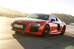 Audi R8 V6 (2017): Vorschau