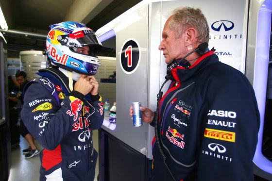 Vettel & Marko