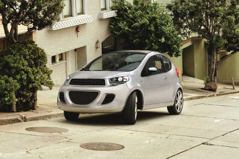 Continental entwickelt eine elektrische Trommel-Parkbremse für Kleinwagen