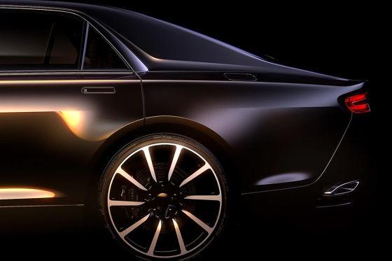 Aston Martin Lagonda Limousine (Studie 2014)