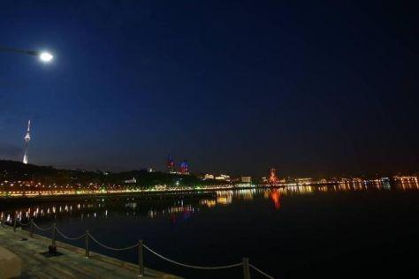 Baku ist eine aufstrebende Metropole und will mehr Touristen anlocken