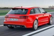 St�rkster Audi RS 6 aller Zeiten