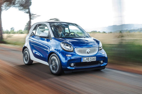 Smart fortwo (Illustration)