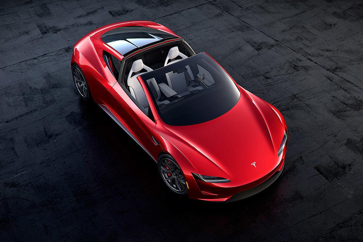 Neue Tesla (2017, 2018, 2019 und 2020) - Bilder - autobild.de