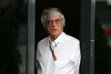 Der Prozess gegen Bernie Ecclestone könnte eingestellt werden