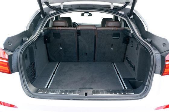 BMW X4 Kofferraum