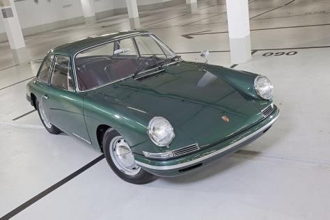 Report Porsche-Prototypen