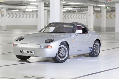 Report: Porsche-Prototypen